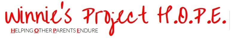 Winnie's Project H.O.P.E. logo
